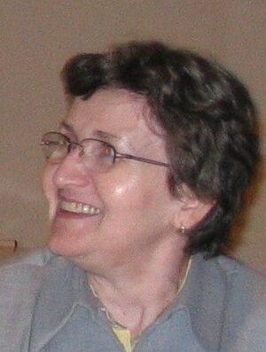 Portrait von Annemarie Grabenhofer