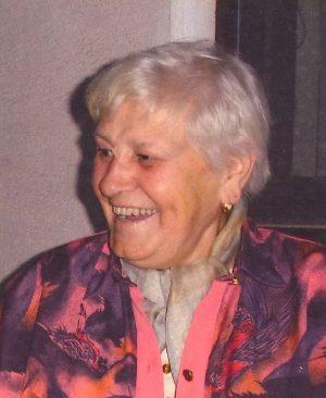 Portrait von Elisabeth Lehner